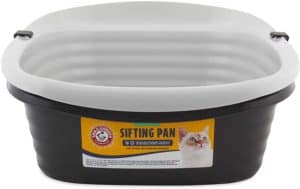 Pet Mate Arm & Hammer Large Sifting Litter Tray